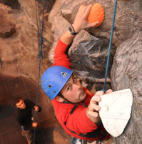 Indoor Climbing