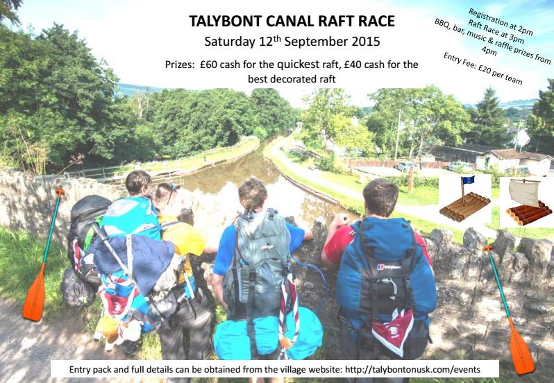 talybont-raft